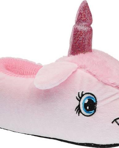 Ružové papuče Cupcake Couture