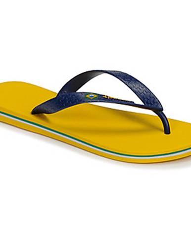 Žlté sandále Ipanema