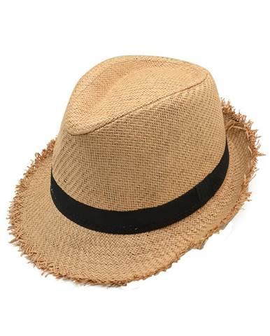Béžový klobúk Mora Mora