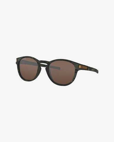 Zelené okuliare Oakley