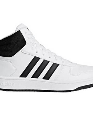 Členkové tenisky adidas  Hoops 20 Mid