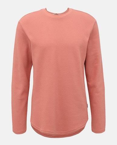 Ružový sveter ONLY & SONS