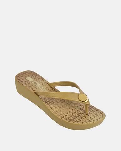 Hnedé papuče Grendha