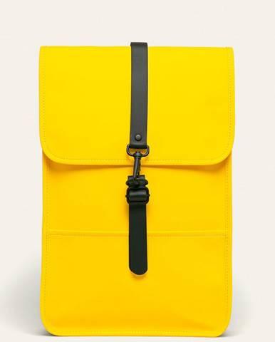 Žltý batoh Rains