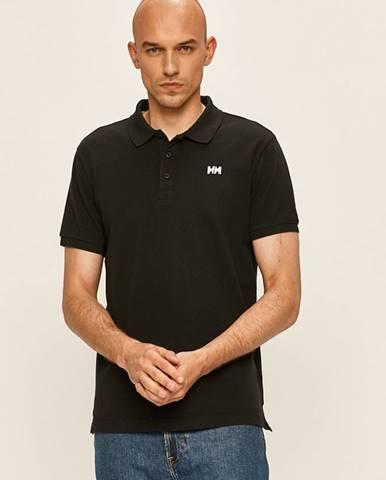 Čierne tričko Helly Hansen