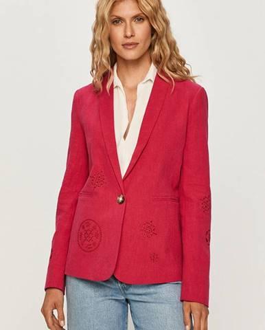 Ružové sako Desigual