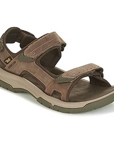Hnedé sandále Teva