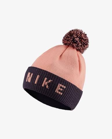 Ružová čiapka Nike