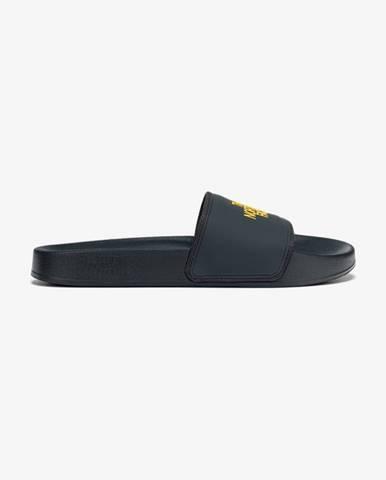 Sivé sandále The North Face