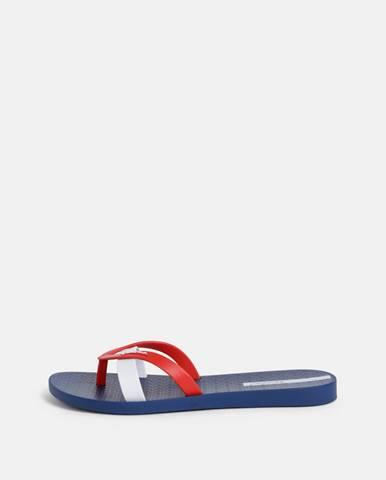 Červené papuče Ipanema