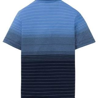 Polo tričko jemne pásikované