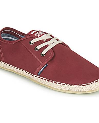 Bordové espadrilky Jack   Jones
