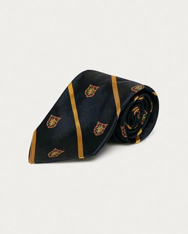 Viacfarebná kravata Polo Ralph Lauren