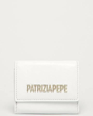 Biela peňaženka Patrizia Pepe